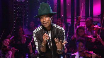 Microphone Rental, Pharrell, SNL - Jim Flynn Rentals, NYC