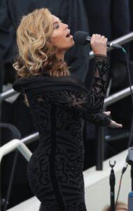 Beyonce Presidential Inauguration - Mic Rental, New York